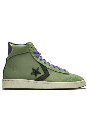Converse Tenis Pro Leather Mid Black History Month