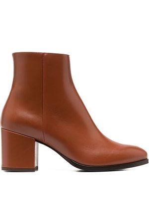 Scarosso Block-heel ankle boot