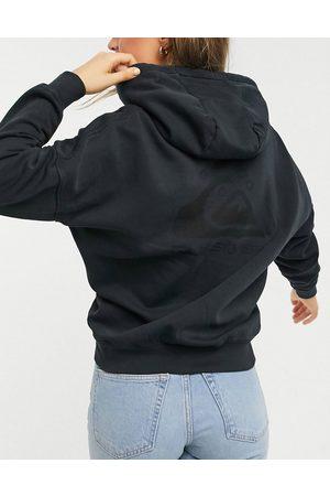 Quiksilver Oversized hoodie in black