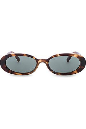 Le Specs Gafas de sol outta love en color marrón talla all en - Brown. Talla all.