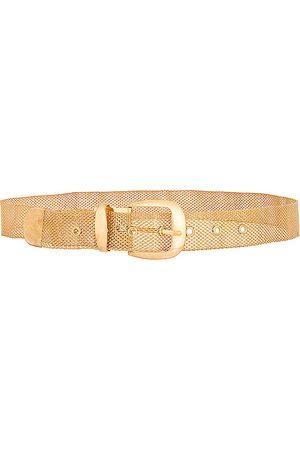 petit moments Cinturón maya en color oro metálico talla all en - Metallic Gold. Talla all.