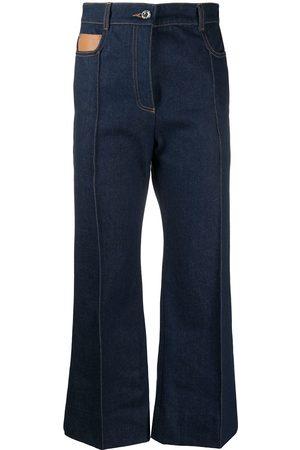 Paco rabanne Jeans bootcut de paneles