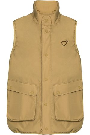adidas X Human Made padded gilet