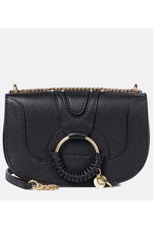 Chloé Hana leather shoulder bag
