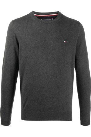 Tommy Hilfiger Hombre Suéteres - Suéter de tejido fino