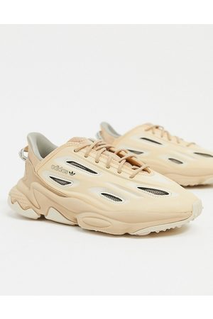 adidas Ozweego Celox trainers in sand