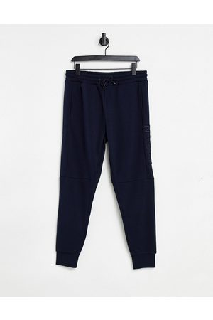 Nicce London Mercury joggers in navy
