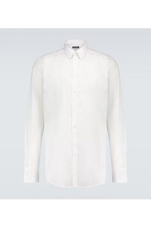 Dolce & Gabbana Martini long-sleeved formal shirt