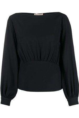 Emilio Pucci Mujer Blusas - Blusa con mangas farol