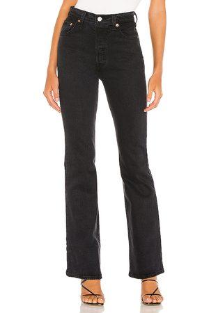 adidas Corte bota ribcage en color negro talla 23 en - Black. Talla 23 (también en 24, 25, 26, 28, 29, 30).