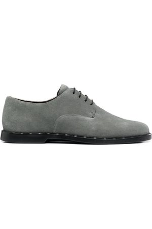 Camper Zapatos oxford con diseño en colour block