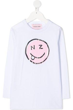 Natasha Zinko Playera NZ Smile