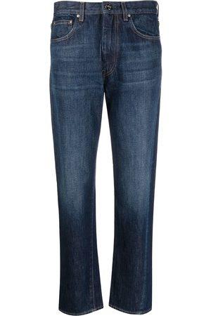 Totême Mujer Rectos - Jeans capri con tiro medio
