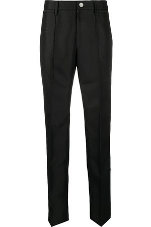 ROTATE Diamond pattern tailored trousers