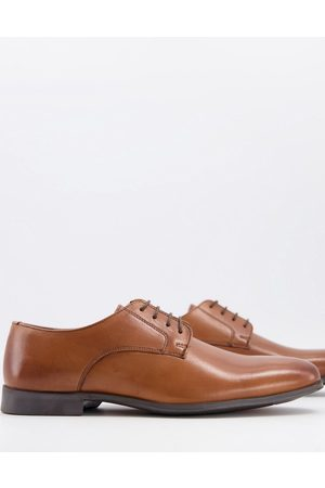 Schuh Remi derby shoes in tan leather