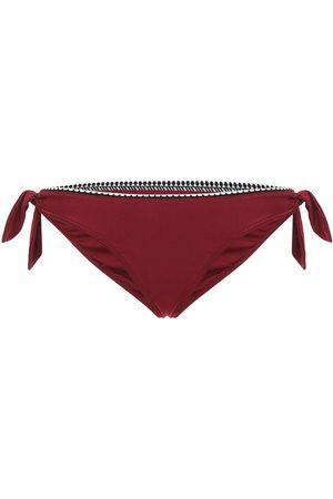 "Lemlem Mujer Bikinis - Braguitas De Bikini ""lean"" Con Lazos Laterales"