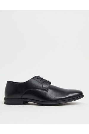 Schuh Remi derby shoes in black leather