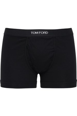 Tom Ford Hombre Boxers y trusas - Pack De 2 Calzoncillos Boxer De Algodón