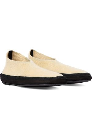 The Row Mujer Flats - Fairy cashmere ballet flats