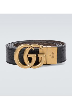 Gucci Reversible leather belt