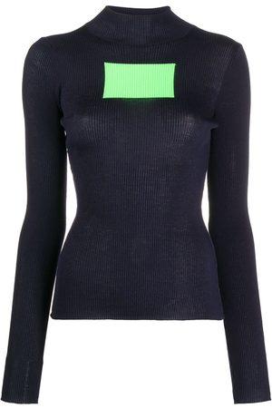 COPERNI Suéter tejido de canalé