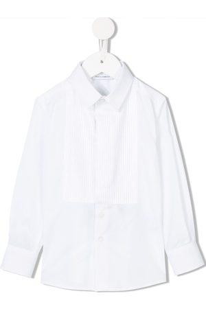 Dolce & Gabbana Niño Camisas - Cutaway collar shirt
