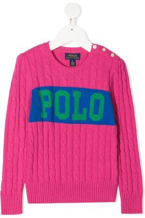 Ralph Lauren Suéteres - Suéter en tejido de ochos