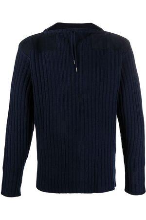 N.PEAL Suéter con cordones en el cuello