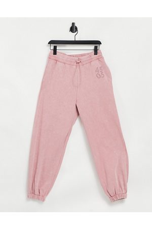 ASOS Unisex oversized jogger in acid wash