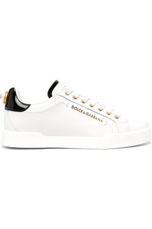 Dolce & Gabbana Tenis bajos con logo