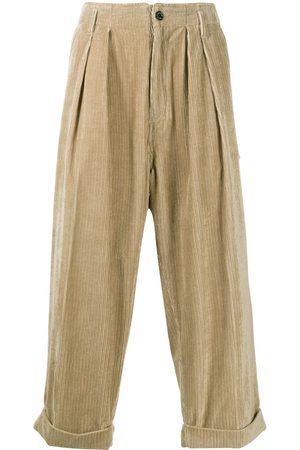MACKINTOSH Pantalones de pana capri