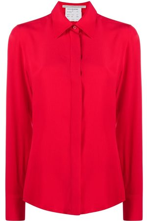 Stella McCartney Camisa con botones ocultos