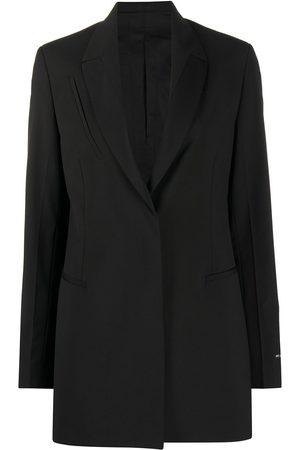 1017 ALYX 9SM Mujer Sacos - Blazer con bolsillos y aberturas