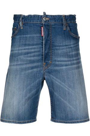 Dsquared2 Shorts de mezclilla por la rodilla