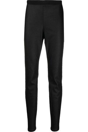 Eileen Fisher Pantalones slim de tallo alto