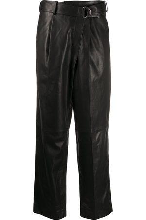 Helmut Lang Mujer Capri o pesqueros - Pantalones capri cruzados