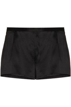 La Perla Shorts de seda