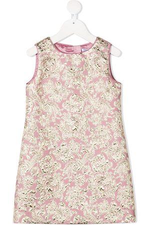 Dolce & Gabbana Vestido ajustado en jacquard