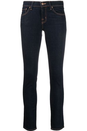 J Brand Mujer Skinny - Skinny jeans con tiro bajo