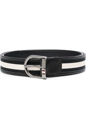 Bally Hombre Cinturones - Cinturón de lona con rayas