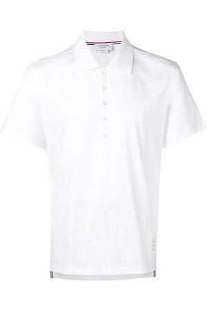 Thom Browne Hombre Polos - Classic button polo shirt