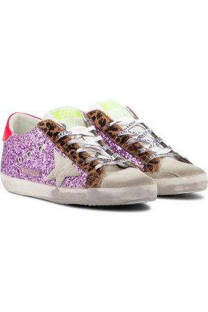 Golden Goose Mujer Tenis - Superstar glitter sneakers