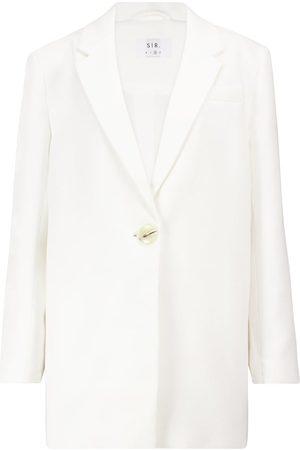 SIR Jacque cotton-blend blazer