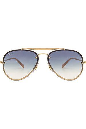 Ray-Ban Gafas de sol blaze en color azul talla all en - Blue. Talla all.
