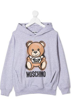 Moschino Sudadera con motivo Teddy Bear