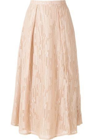 Alcaçuz Mujer Midi - Falda midi Francisca
