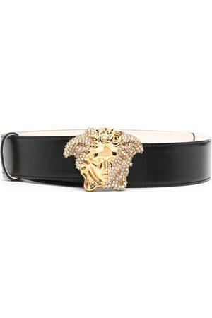 VERSACE Mujer Cinturones - Cinturón con hebilla Medusa