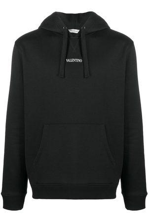 Valentino Hombre Con capucha - Hoodie con logo estampado