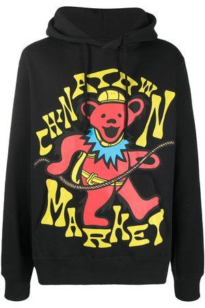 Chinatown Market Hombre Con capucha - Hoodie con logo estampado