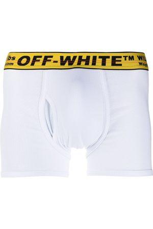 OFF-WHITE Hombre Boxers y trusas - Bóxer con franja Industrial
